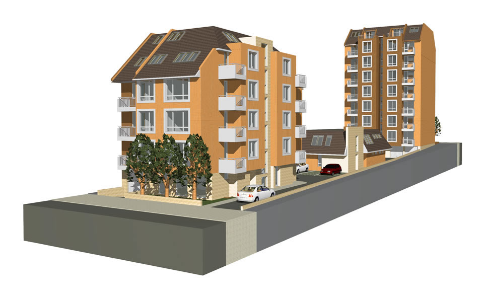 project slatina all buildings